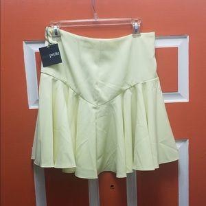 Asos Petite flare skirt